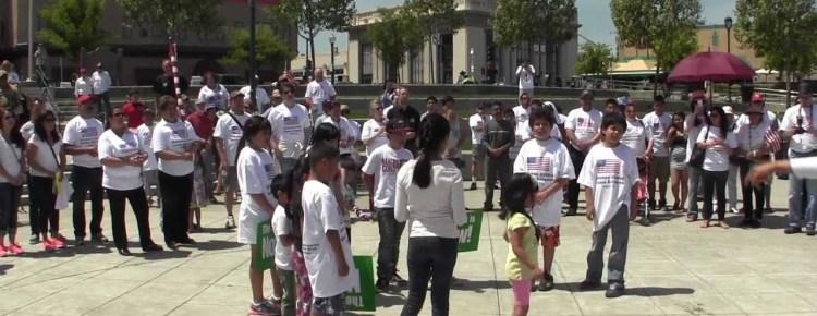 Latinos Unidos Unity Clap